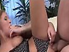 Vigorous brunette sweetie Lexie is fucked for hours