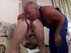 Katala & repairman anal little hot girl mature hairy