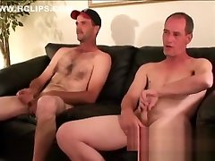 Hairy sister brodter sex amateurs are giving one another a handjob