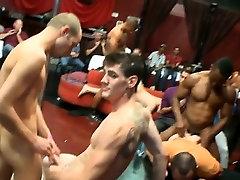Hot stripper fucks lads