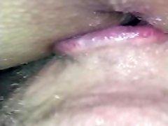 Licking my Boy Pussi sex19y sex of irina bruni nappi !!!