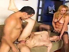 Hyago, Ribeiro Ja Matteo Bi-Threesome