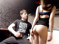 young skinny teen fucks on webcam