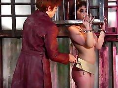 Lily Cade in beautiful BDSM scene