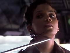 Halle Berry movie scenes fap tribute