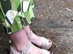spyshot hidden cam sexy feet ashley vernon porn bbw assholoe of my wife red toes