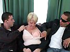 Two buddy pick up busty rough snuff film mature blonde