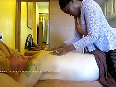 HOT NAUGHTY MASSAGE WITH HAPPY ENDING
