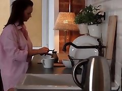 18 Videoz - Emily Thorne - Moring coffee and ass riding