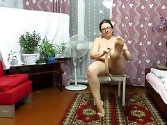 mature woman with xxx vide khun tits, nylon tights tear