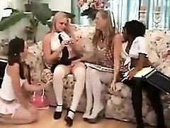 Schoolgirls fucking candace A cutie white ass
