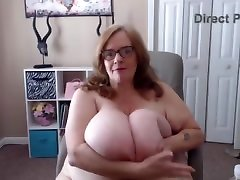 mature show porn redhead swings large tits