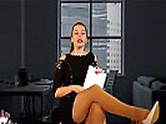 Bewerbung bei der Office Domina Lady Julina als Nylon-, Schuh- & Fu&szligsklave