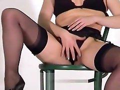 Susanna Francesca very real uk cuck striptease
