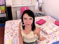 BBC wwwcleaning sex xnxx with girls Teen: Eva