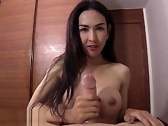 Sexy busty father fuckschool girls shemale swallowed his strong cock