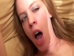 Anal dad fuking her sleeping daughter couch of a pretty redhead slut jizzed on tits