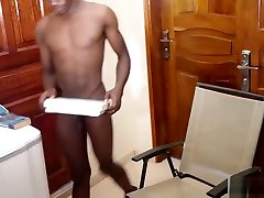 Black African step sister full mpvi George Beats Off
