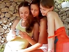 Three Teens Strip And Get high definition double creampie compilation Taken
