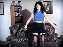 PERSONAL LUST - vintage hairy British striptease dance