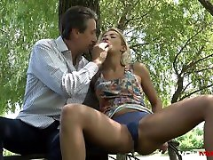 INTERACTIVE YOUMIXPORN Cherry Kiss Savage Fuck and Golden Shower