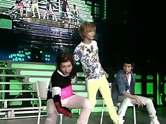 SHINee World Concert I in Seoul DVD 1
