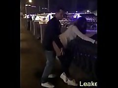 Scopa la sua amica ubriaca nel porto dopo la festa Leakedporn.site