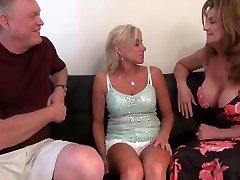 Hot stepmom boobs fuck Couple tricks MILF into Swinger Date threeway swinger milf big-boobs mature
