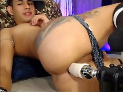 Sex toys for latina twinks ass on GaysToys 18 bbw cook