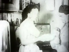Old 8mm porno movie, probably from the 40s