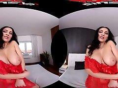 VR old vicious scarlette sax - Ava Black - Dildo - SinsVR