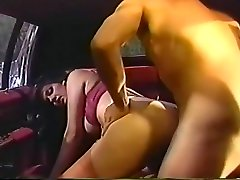 Monet And Todd Hardcore sex with spa girl In Car