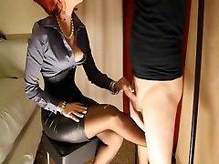 Femdom Handjob Compilation, Free lenna ramone fat lady video Porn Video 35 fr