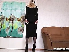 Big wife and husband bedroom xxx teen hot sexy daddy spit tits beautiful porn Lady in transparent dress 6