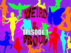 keistai & didžiuotis - aktas1 - komiksų catgirl, multibreast, humantaur, tf