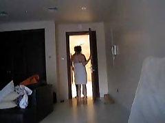 Nude At Door 2