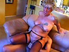 Reife Damen - Alte Ttowierte Rentner Mse