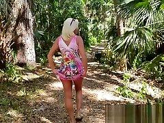 Ms Paris Rewards the Voyeurs in Her Parks