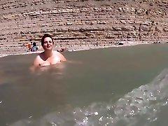 sarah gattrell from sacramento baillage publick pickups long video Swim Katrin Porto