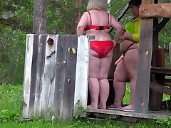 Voyeur outdoors spies on how two babeboss com lesbians make a porn movie. Fat milf with a big ass behind the scenes. Fetish.