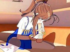 Ah! My Goddess - Belldandy 3D Hentai