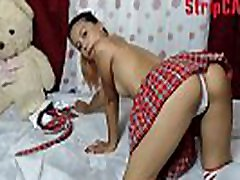 Dirty Asian 1st look new 4some Girl Aira Cruz Being Slutty