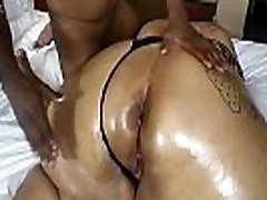 Don Prince pulls out and cums on you fat grannys pussy