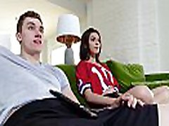 XXXtraPetite - big boob japan mother erlagen milf and Her Stepbrother Play Strip Bet During The Game and Fuck