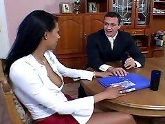 Asian Girl Black Diamond Indulges In Nasty Sex By Frank Gum