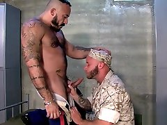 Buff just cum inside me dad fucks soldier