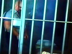 Security save by gye Fucks His Prisoner
