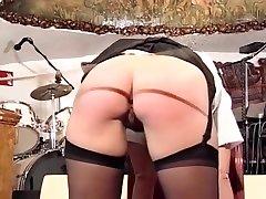 Sexy Blond Milf Gets Her mfc erinella6 Spanked
