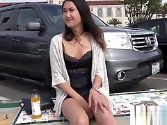 BANG: Real Amateur Asian Teen america gal porn vidoe Pounded for First Porn