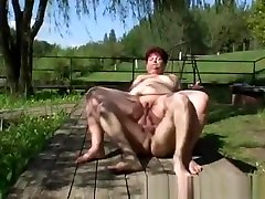 Fat BBW woman get fucked in the ass